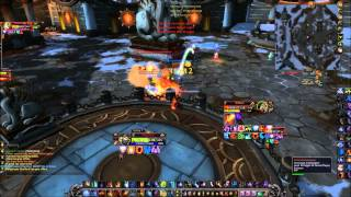 WoW Fire Mage pvp 5.4.8
