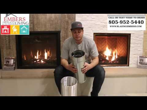 B Vent vsDirect Vent Gas Fireplaces and Furnaces