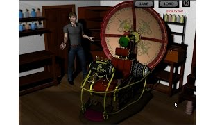 Wallis and the Time Machine - Part 1 Let