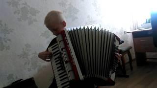 Растеряев Русская дорога обучение аккордеон