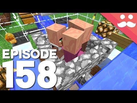 Hermitcraft 4: Episode 158 - VILLAGER...