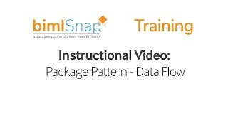 Package Pattern - Data Flow - bimlsnap Tutorial