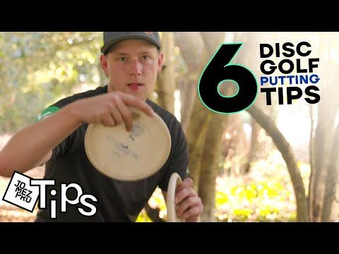 6 EASY Putting Tips from Simon Lizotte | Disc Golf Tutorial