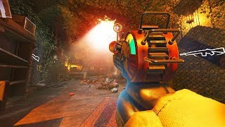 WHITE HOLLOW ZOMBIE SURVIVAL MAP! 'Hard Difficulty' (Call of Duty: Custom Zombies)