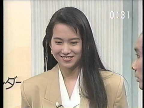 和久井映見 12人のアキラたち 1991