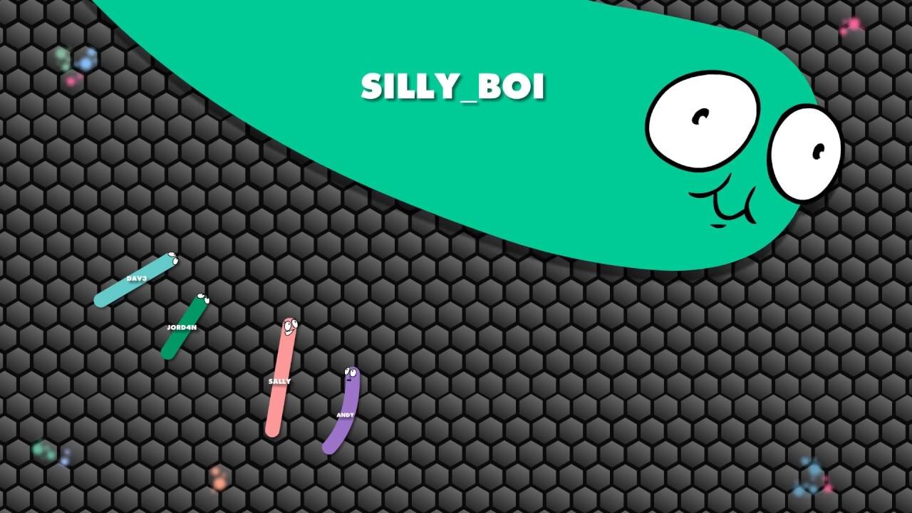 Download Slither.io Logic 2 - Cartoon Animation