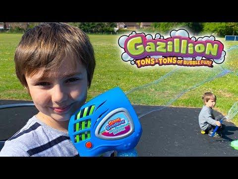 Gazillion Megabubble Blaster