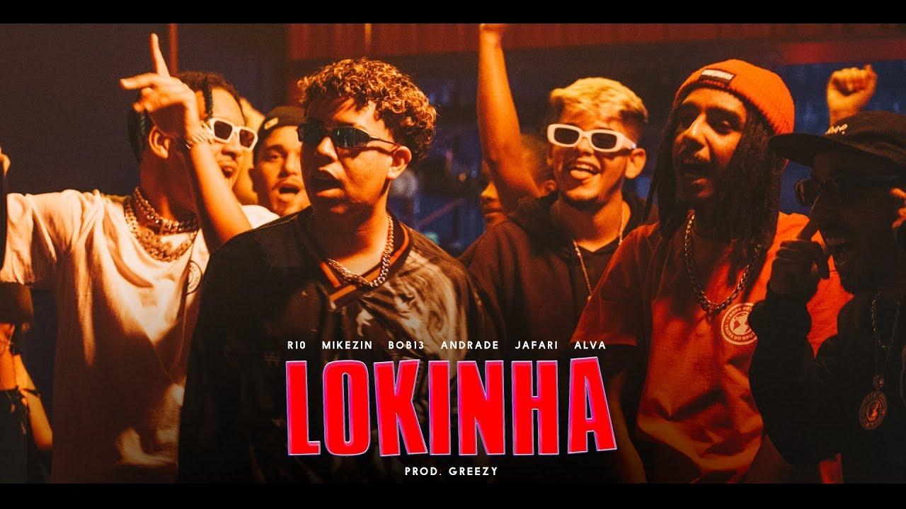 Tropa do Bruxo x Aldeia - Lokinha ft. R10, Mikezin, Bob13, Andrade, Jafari, Alva (Prod. Greezy)