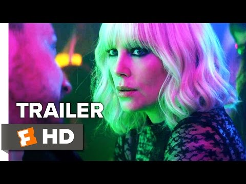 Atomic Blonde International Trailer #1 (2017) | Movieclips Trailers
