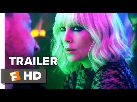 Atomic Blonde Movie Hd Trailer