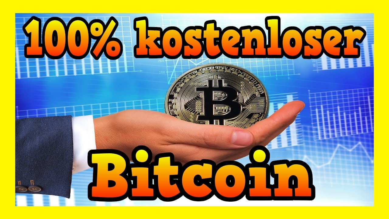 bitcoin kostenlos erhalten