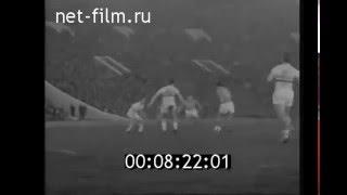 U.R.S.S. - Ungheria 3-0 - Europei 1968 - quarti di finale - ritorno