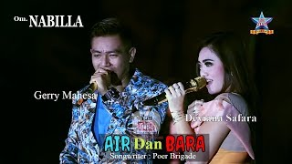 Deviana Safara feat. Gerry mahesa - Air dan bara - OM. Nabilla [Official music video]
