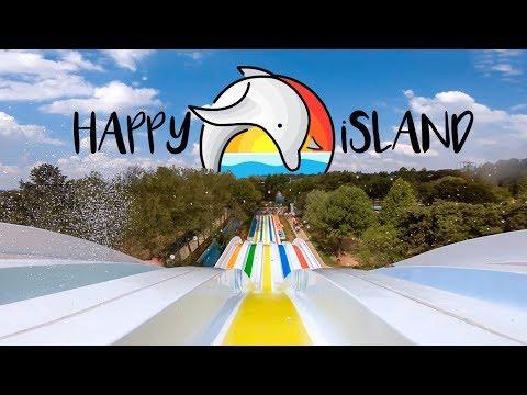 Happy Island Waterworld | South Africas BIGGEST Water Park