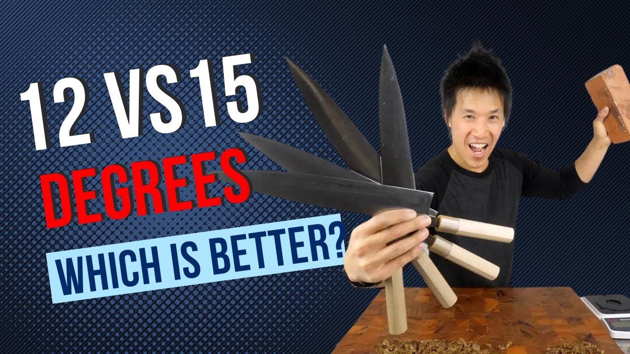 The Best Knife Sharpening Angle 10 Vs 15 Vs 17 Vs 20 Degrees