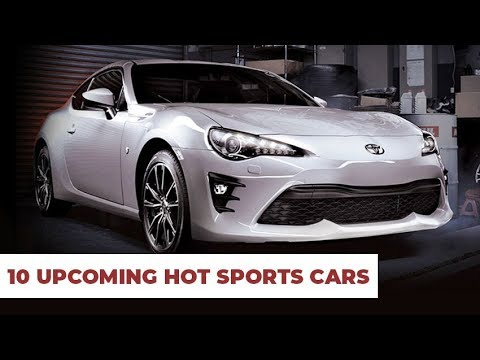 10 Upcoming And New Sports Cars Refresh For 2019 2020 Models Youtube