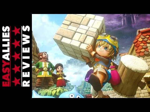 Generate Dragon Quest Builders - Easy Allies Review Images