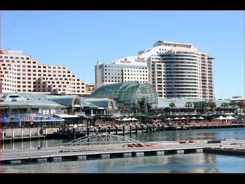 Visit Darling Harbour, Harbor in Sydney, New South Wales, Australia