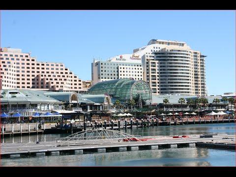 Visit Darling Harbour, Harbor in Sydney, New South Wales, Australia