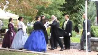 civil war era dances sir roger de coverley