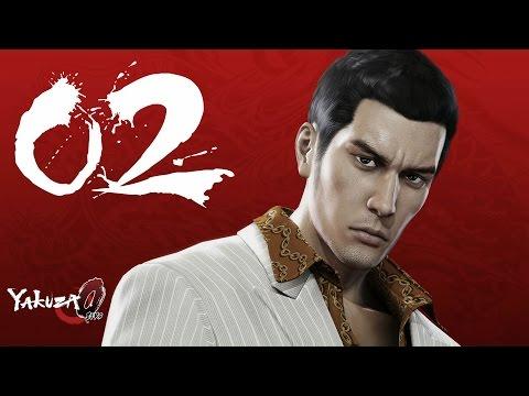 XT Gameplay: Yakuza 0 | #02 [1080p]