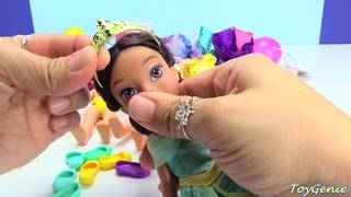 Disney Princess Elena of Avalor Petite Dolls and Surprises