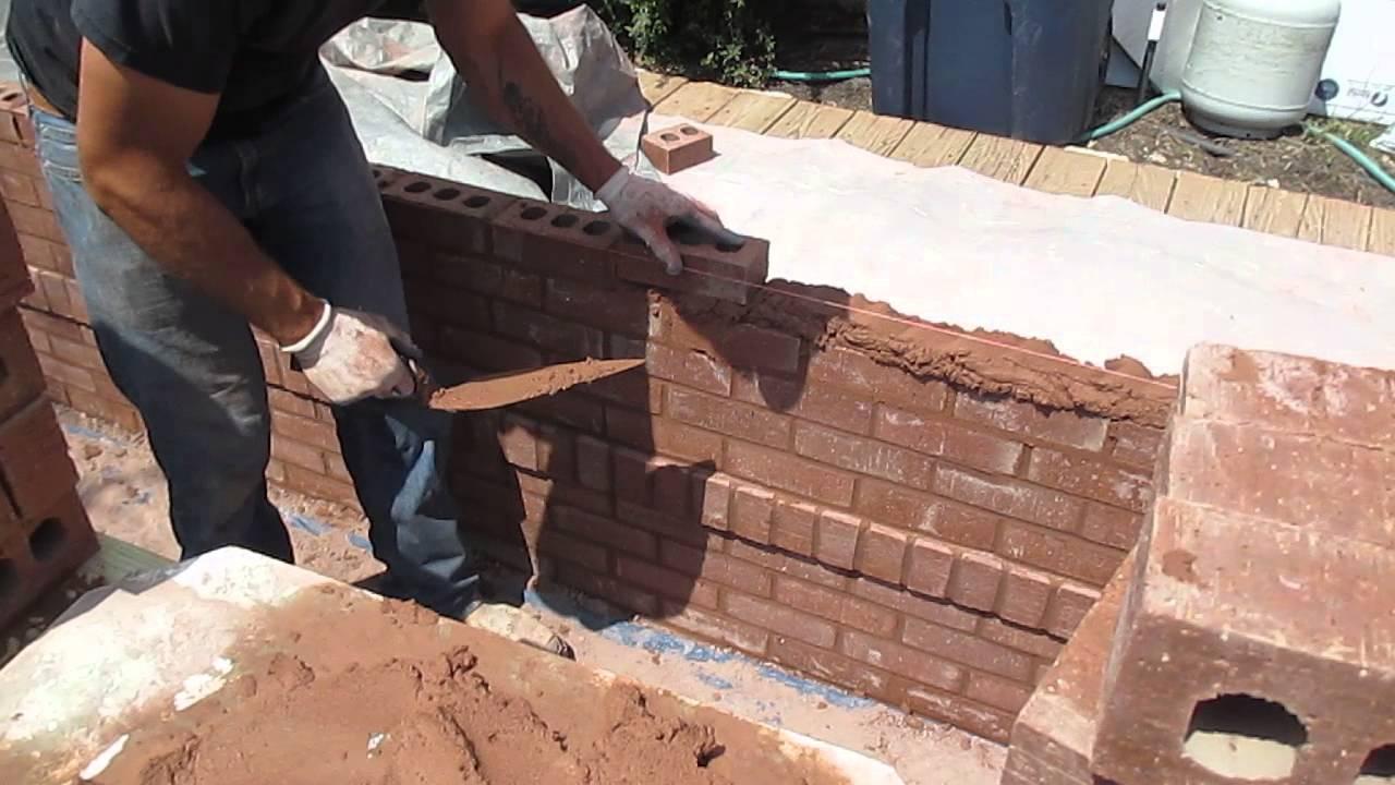 Brick and Stone Master - Laying Bricks - YouTube