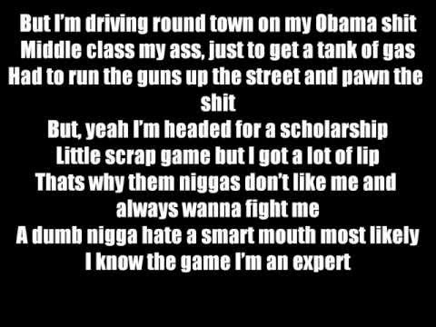 Lil Wayne - Green Ranger Ft. J. Cole Lyrics On Screen
