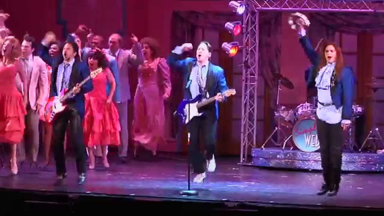 pittsburgh clos the wedding singer youtube