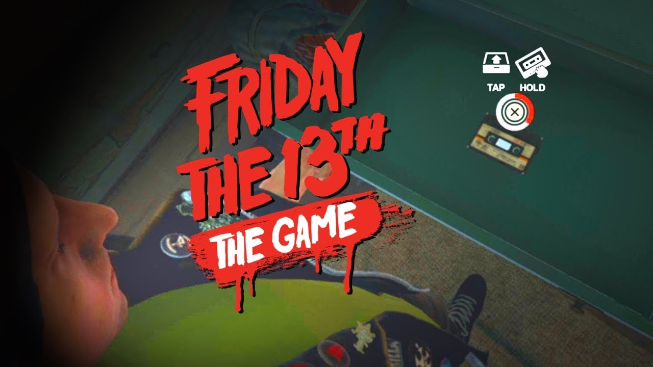 Finding A Pamela Tape! Friday The 13th The Game