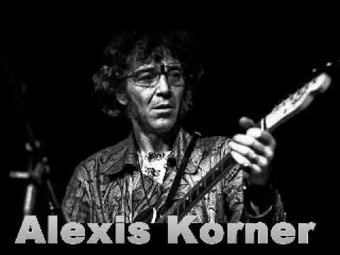 Alexis Korner  - Accidentally Borne In New Orleans1973  - Gospel Ship - Dimitris Lesini Greece