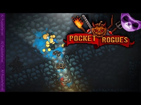 Pocket Rogues Ep10 - Return To The Adamantite Guarden!