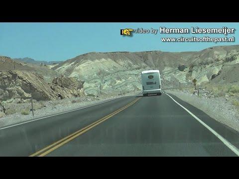 CA 190 Furnace Creek - Zabriskie Point (Death Valley) | Legendary Roads