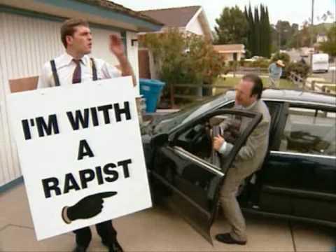 Mr Show - Larry Kleist: Rapist