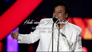 Juan Gabriel, Gracias por tu música!! 1950 - 2016