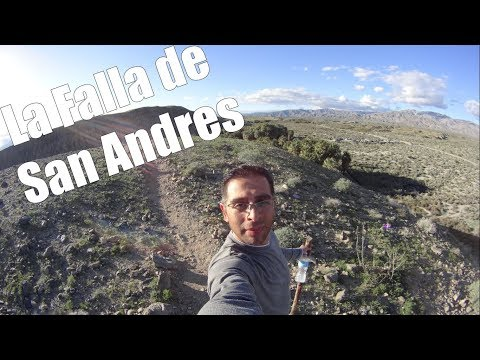 San Andreas Fault & Desert Hot Springs California