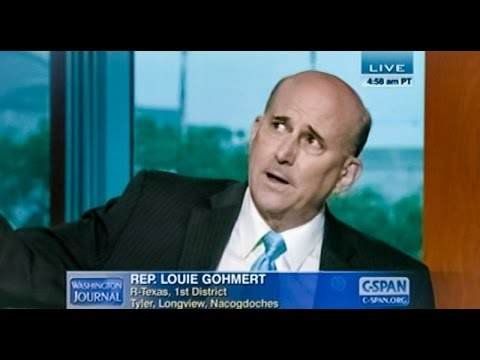 Louie Gohmert Talks Science -- You Laugh