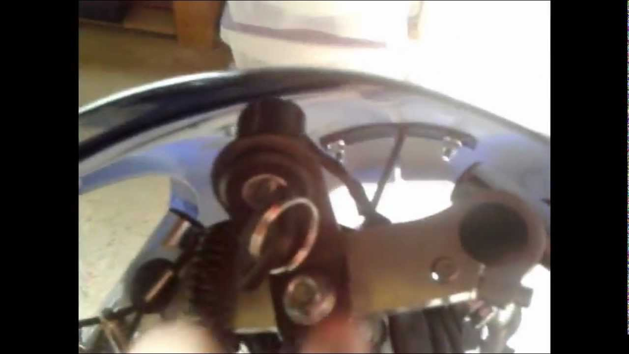 How To Start Up A Mini Moto Without Key Youtube Wire Ignition Switch For Super Pocket Bike