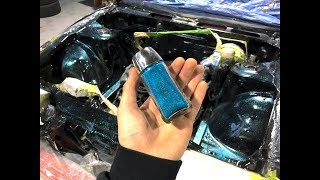 Salt Shaker HOTBOY Engine Bay Paint !!!