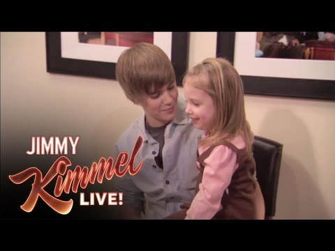 Jimmy Surprises Bieber Fan thumbnail