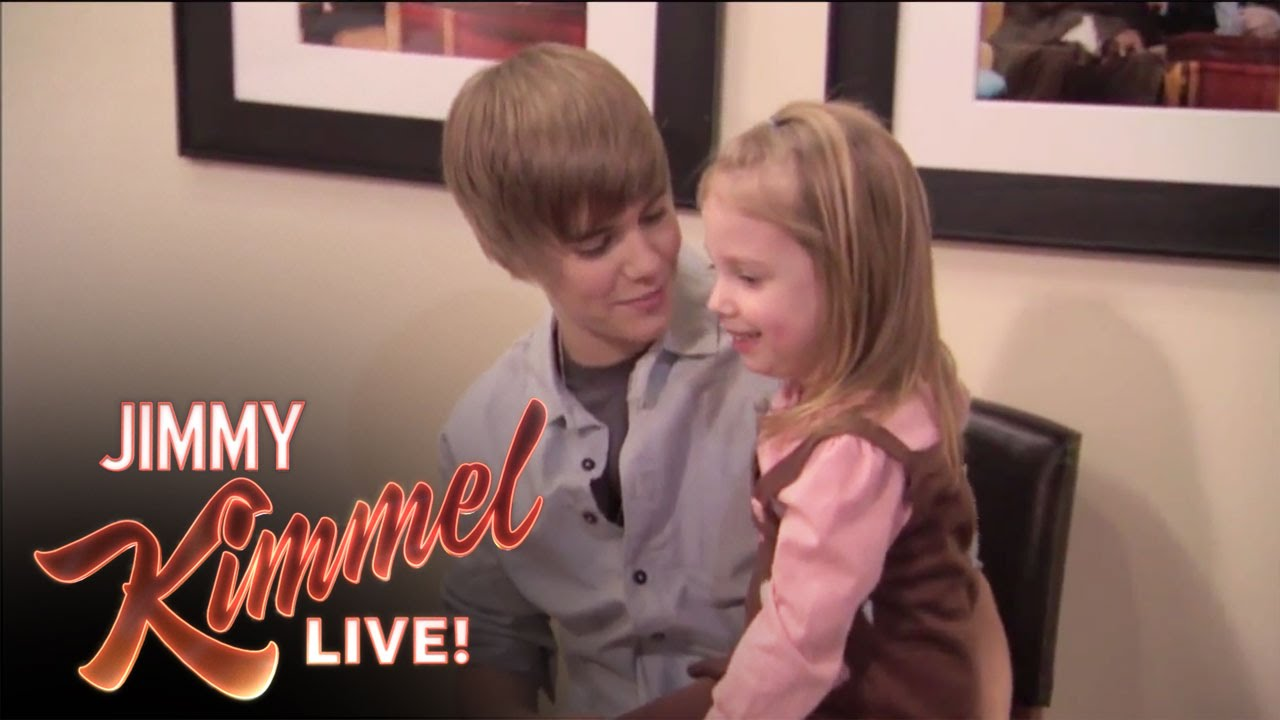 Download Jimmy Surprises Bieber Fan