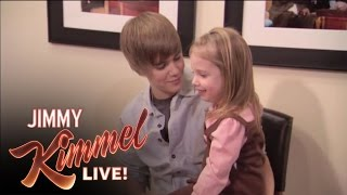 Download Jimmy Surprises Bieber Fan Mp3 and Videos