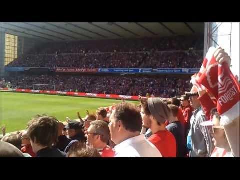 Nottingham Forest Stadion