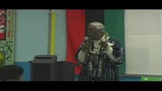 [1] Kamau Kambon: Dismantling white Dominance and Restoring the Afrikan Mind