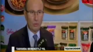 2016 Bakliyat Yılı Reis Gıda Basın Toplantısı Ülke Tv Haberi