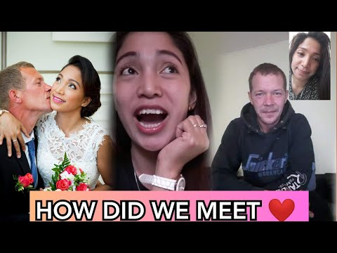 LDR RELATIONSHIP: HOW DID WE MEET+Filipina Foreigner HUSBAND | Online Dating Site ❤️