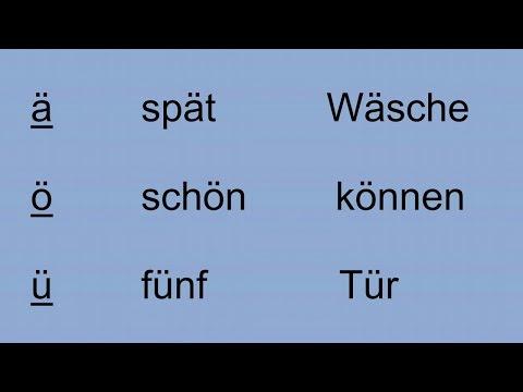 Deutsch lernen für