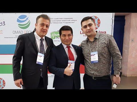 Открытие Генерального консульства Узбекистана в Санкт-Петербурге