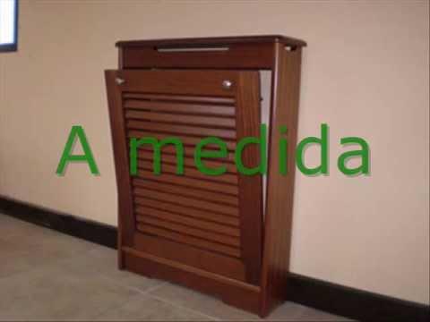 Cubre radiadores a medida youtube for Muebles para cubrir radiadores