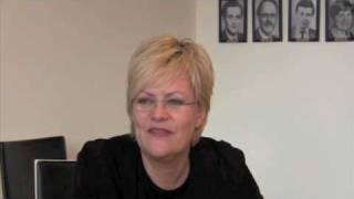 Intervju med Kristin Halvorsen